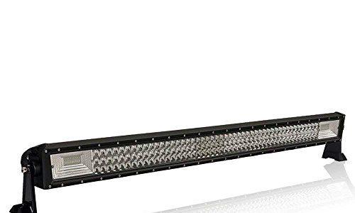 Froadp 270W LED Zusatzscheinwerfer Auto Scheinwerfer Nebel Licht Arbeitsscheinwerfer Geführtes Arbeits-Licht-Bar IP67 Wasserdicht Rückfahrscheinwerfer für SUV LKW UTV560x80x70mm