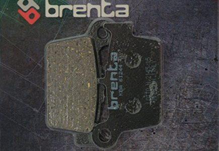 Brenta Bremsbeläge Organische Motorrad für Beta RR 50Enduro, RR 50Supermotard, Urban 200