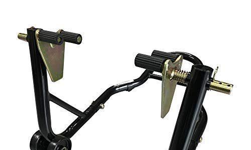 Montageständer Motorradheber Vorne verstellbar für Motorrad