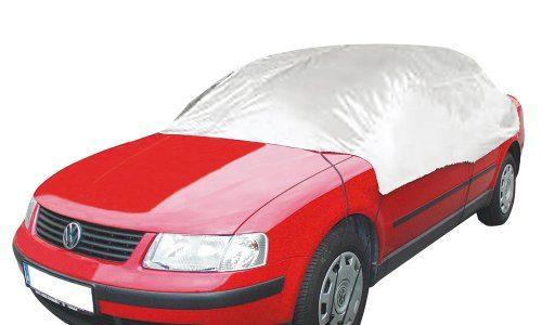 Halbgarage Nylon für Limousine 38501, Grösse M  L 259 x B 147 x H 61 cm