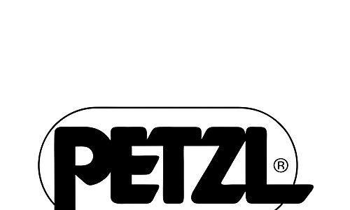 Petzl Unisex– Erwachsene Bike Adapt Scheinwerfer-Montageplatte, schwarz, one Size
