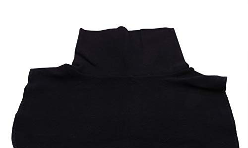 Halswärmer universal schwarz