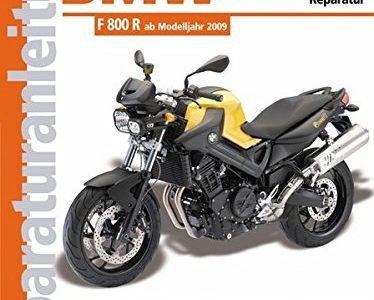 ab Modelljahr 2009 Reparaturanleitungen – BMW F 800 R Naked Bike