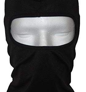 Perfekt für den Winter als Skimaske – Motorradmaske für den Sommer – NWD schwarze Sturmhaube – auch für das Fahrrad