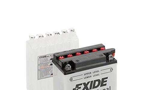 Exide Motorrad Batterie 12V 9Ah 80A 12N9-4B-1