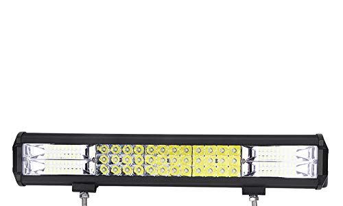 LED Arbeitsscheinwerfer, Sararoom 432W Zusatzscheinwerfer 43200LM 6000K IP67 Wasserdicht Offroad Scheinwerfer Arbeitslicht.