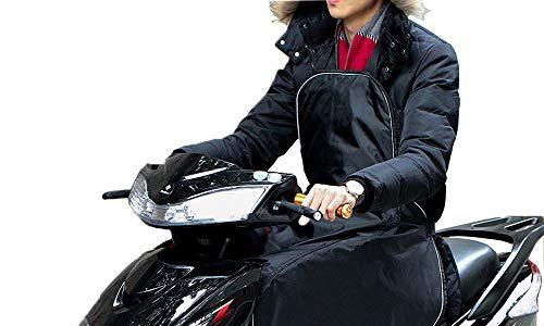 Beinschutz Roller Winter, Regenschutz Motorroller, Nässeschutz Wetterschutz Wasserdicht Winddicht Beinschutzdecke Beinabdeckung Universal für Rollerfahrer Motorfahrer Warm Halten