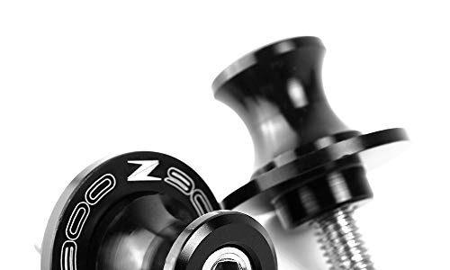 M8 8mm Schwingenschutz Schwingenadapter Ständer Bobbins Spool Racingadapter Ständeraufnahme für KAWASAKI Z650 Z900 2017 2018 2019