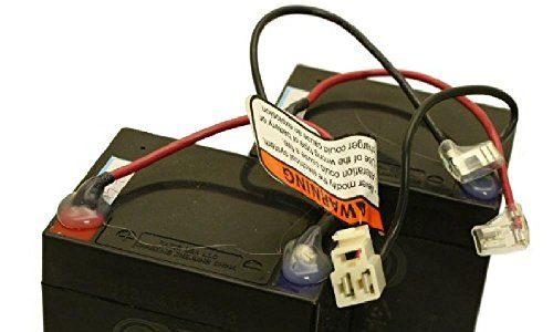Razor E100 Serie Austauschbatterie. Black