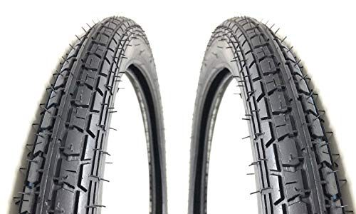2x Reifen Kenda 2,25 x 19 2 1/4 x 19 Zoll für Simson SR2 Mofa Moped Mokick