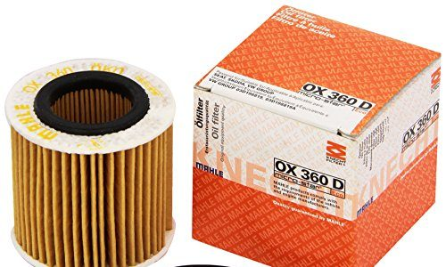 Mahle Knecht OX 360D Öllfilter