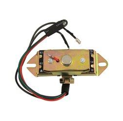 für alle S51, S70 Fahrzeuge 6 Volt – Ladung erfolgt direkt über Gleichrichter – Ladeanlage 8871.6/2 neuer Typ – ersetzt Ladeanlage 8871.6 – ohne Ladespule