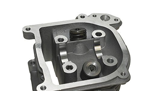 Zylinderkopf 50ccm inkl. Ventile für China Roller, Baotian, Benzhou, Ering, MKS, Rex RS450
