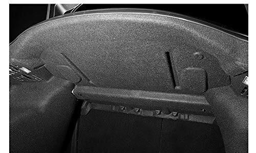CONRAL Motorhaube vorne und Kofferraum hinten schalldichtes Mattenschutzpolster für Tesla Model 3, Rear