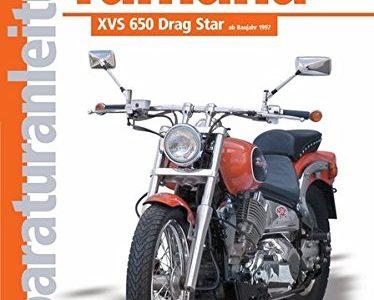 Yamaha XVS 650 Drag Star ab 1997 Reparaturanleitungen