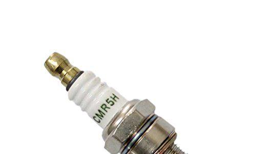 HURI Zündkerze passend für Stihl MS171 MS181 MS211 Spark plug Ersetzt Bosch USR7AC, NGK 3365 CMR6H