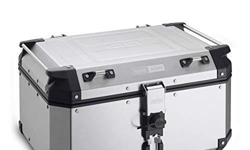 Givi Trekker Outback 58 Liter Koffer Aluminium