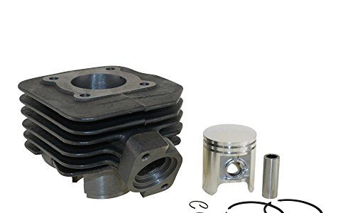 Zylinder Kit Peugeot AC 50ccm 40mm, 12mm Kolbendurchmesser, Peugeot Buxy, Elyseo, Looxor, Speedake, Speedfight 1/2, Splinter, Squab, TKR, Vivacity, Zenith 50