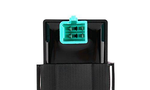 Keenso 4 Pin CDI Box für die meisten 50ccm 70ccm 90ccm 110ccm Roller ATV DY100