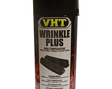 VHT GSP201 Schrumpflack Schwarz Wrinkle Plus hitzebeständig bis 177°C EUR 37,25/L