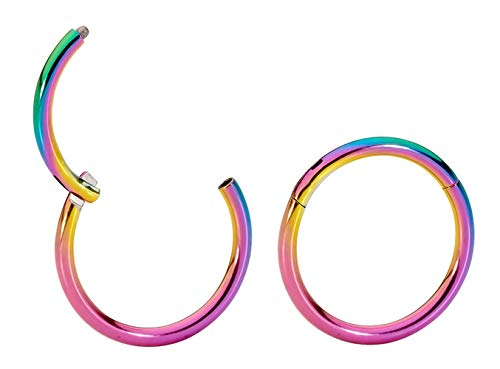 Top 10 Dünne Ringe – Piercing-Ringe