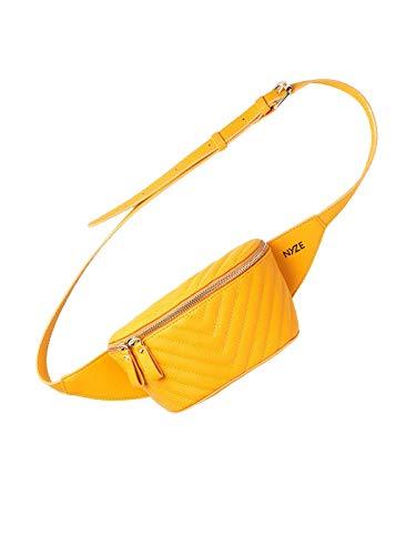 Top 8 Bauchtasche gelb Damen – Mode-Hüfttaschen