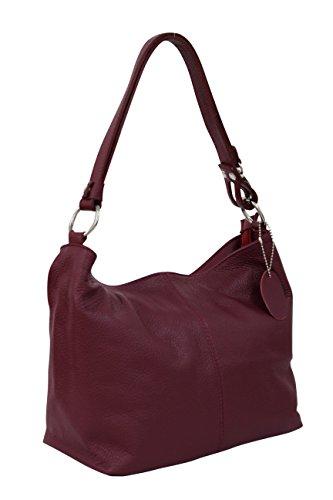 Top 8 Handtasche Bordeaux Damen – Damen-Schultertaschen