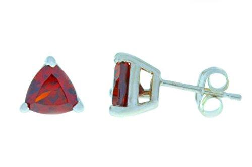 Top 9 Granat in Gold – Ohrringe für Damen