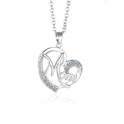 Top 9 Halskette SILBER Damen Herz – Schlüsselanhänger für Damen