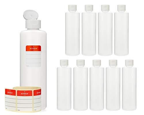 Top 10 Plastikflaschen zum Befüllen – Flaschen & Behälter für die Reise