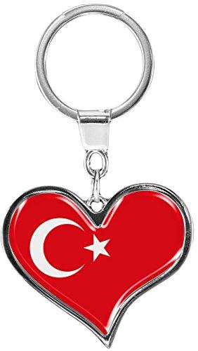 Top 4 Flaggen Türkei – Herren-Henkeltaschen