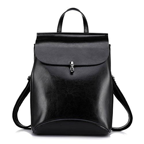 Top 10 echt Leder Rucksack – Damen-Rucksackhandtaschen