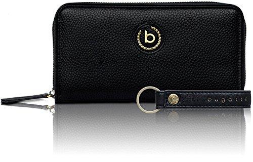 Top 10 Portemonnaie Bugatti Damen – Damen-Geldbörsen