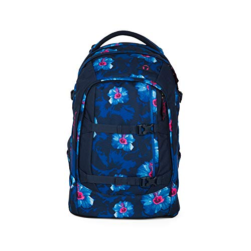 Top 6 Satch Pack Waikiki Blue – Schulranzen