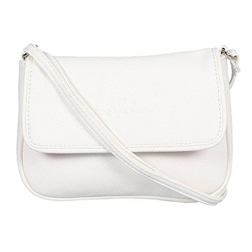 Top 6 Kleine Weiße Handtasche – Damen-Henkeltaschen