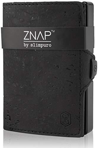 Top 10 ZNAP Slim Wallet slimpuro – Kreditkartenhüllen für Herren