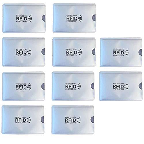 Top 10 Kreditkarte RFID Hülle – Kreditkartenhüllen für Herren