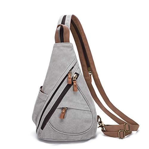 Top 9 Sling Bag Canvas – Daypacks