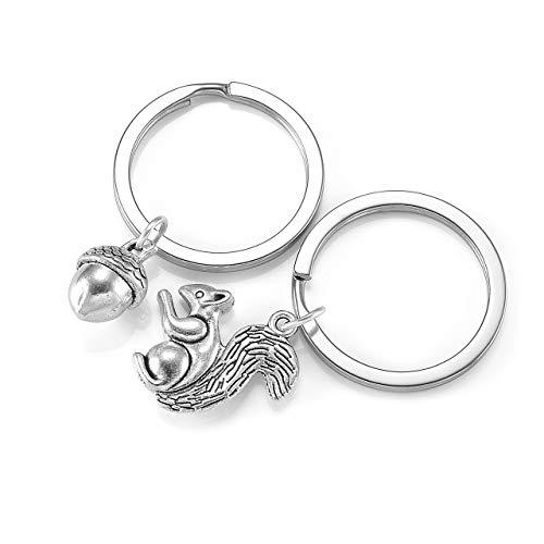 Top 10 Eichhörnchen Geschenke – Schlüsselanhänger für Damen