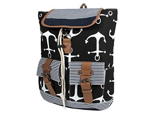 Top 10 Stoffrucksack Damen Vintage – Damen-Rucksackhandtaschen