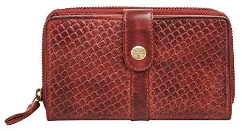 Top 10 Echt Leder Geldbörse Damen Rot – Damen-Geldbörsen