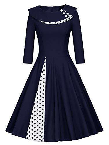 Top 10 50er Jahre Kleid Damen – Münzbörsen für Damen