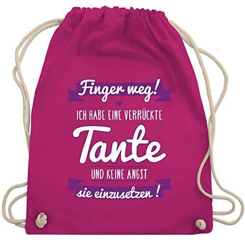 Top 9 tante Verrückt – Turnbeutel