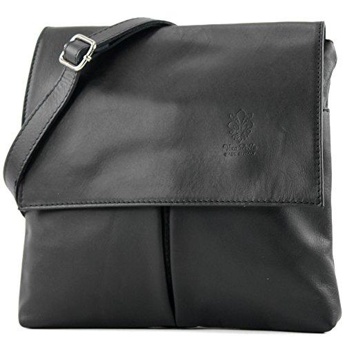 Top 8 Damentasche Echtleder Schwarz – Damen-Umhängetaschen