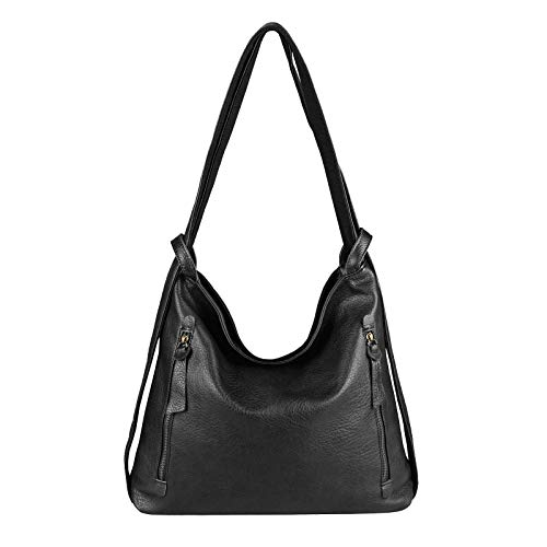 Top 10 Rucksacktasche 2 in 1 Damen – Damen-Rucksackhandtaschen
