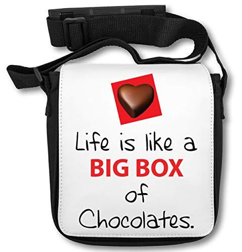 Top 10 Boxes of Chocolates – Herren-Schultertaschen