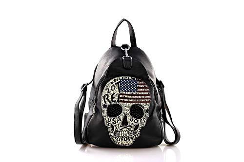 Top 8 Gothic Rock Damen – Damen-Rucksackhandtaschen