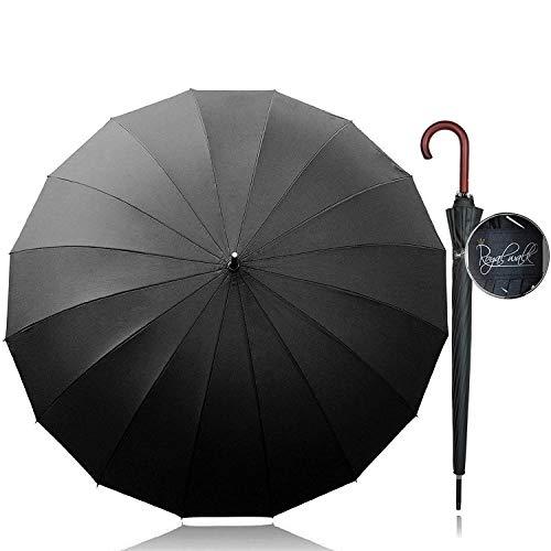 Top 10 Regenschirm Schwarz Groß – Stockschirme