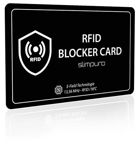 Top 10 Slimpuro Tracker Card – Ausweis- & Kartenhüllen für Herren