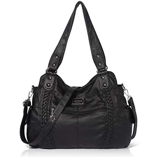 Top 10 Angel Barcelo Damen Handtasche – Damen-Schultertaschen
